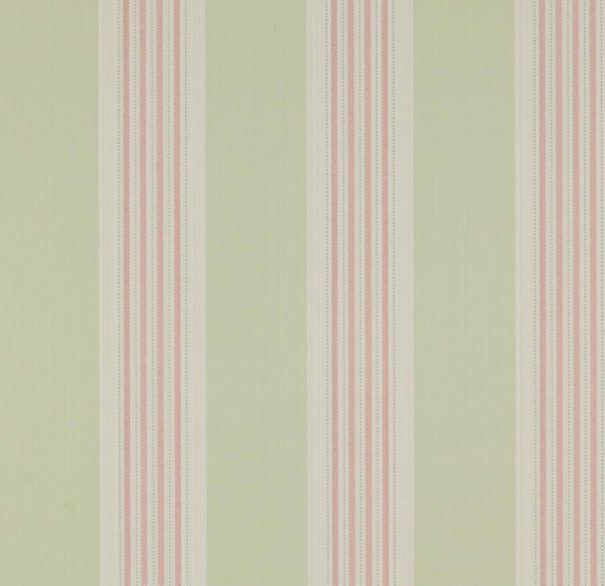Papel Pintado Clásico De Rayas Telby Stripe Colefax