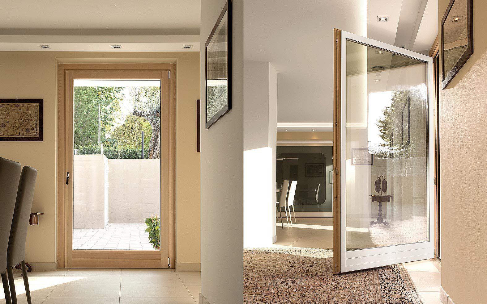 puerta ventana de aluminio con persiana incorporada