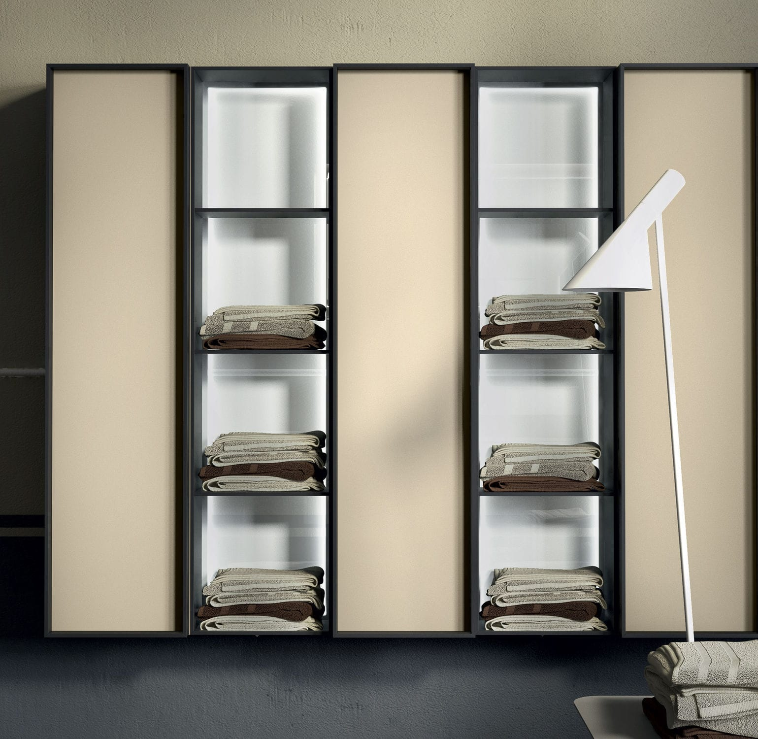 Mueble Columna Para Ba O Moderno Eos Agor Group V Deos # Muebles Salon Eos