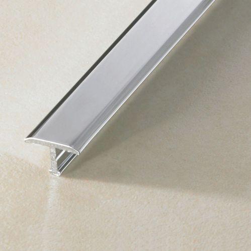 Tapajuntas de aluminio / de acero inoxidable / para interior ...