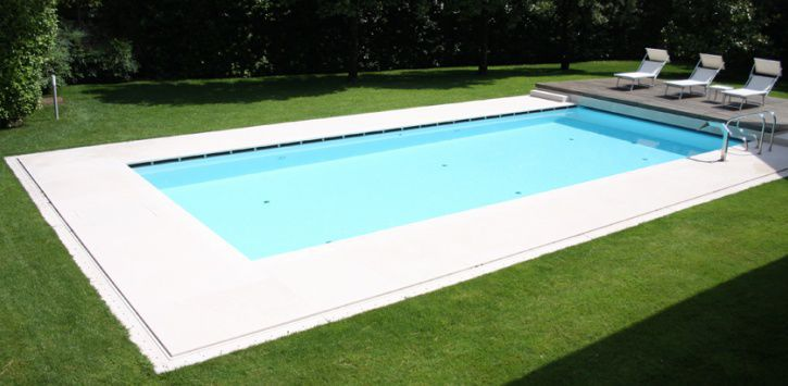 Piedra natural para piscinas