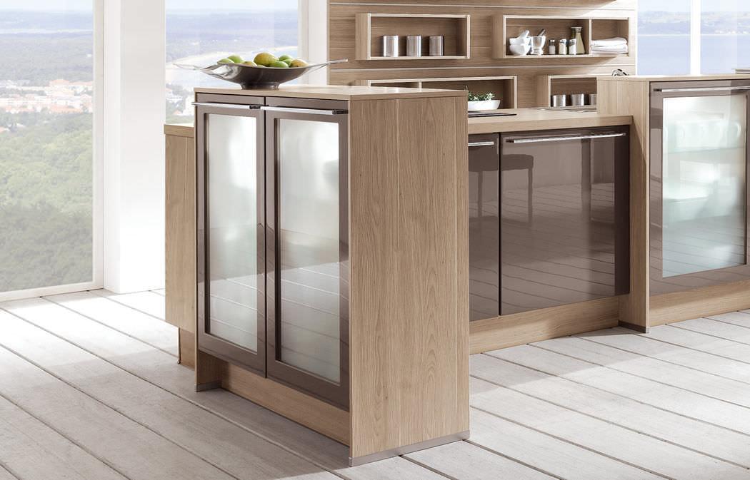 Mueble bajo para cocina / de libre instalación - nobilia