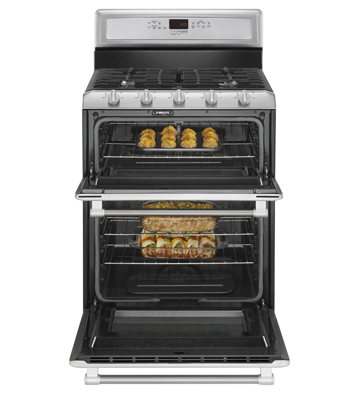 Cocina con horno de gas - MGT8720DS - Maytag
