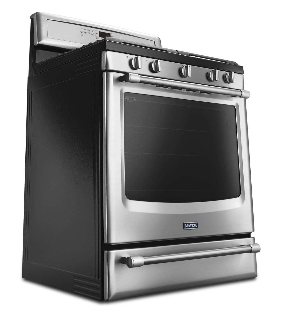 Cocina con horno de gas / con parrilla - MGR8800DS - Maytag