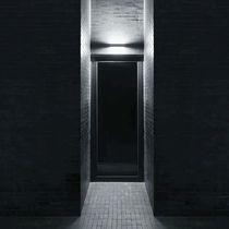 Luminaria empotrable de pared / LED / rectangular / IP65