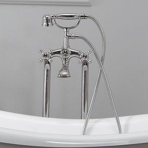 grifo mezclador para ducha