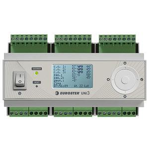 regulador de calefacción en riel DIN / para sistema de ventilación