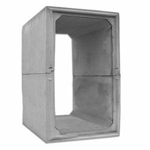 marco de hormigón de hormigón prefabricado