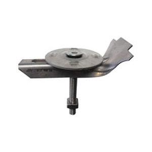 sistema de fijación de acero inoxidable / para forjado / para escalones / para exterior