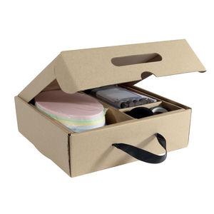 caja de almacenamiento de cartón