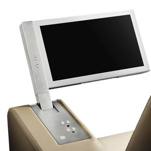 pantalla táctil fija / retráctil / motorizada