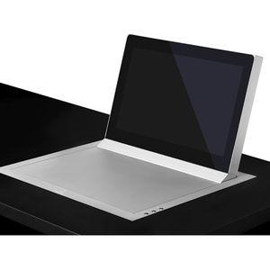 pantalla táctil para mesa de conferencias / en encimera / retráctil
