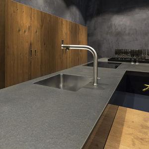 panel decorativo de revestimiento / doméstico / de piedra / para interiores
