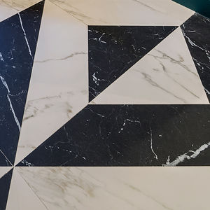 pavimento de mármol / residencial / profesional / en losas