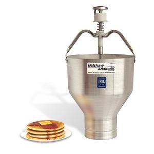 dispensador de masa para creps en encimera