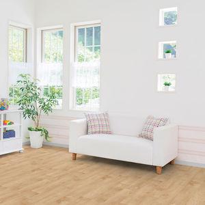 pavimento de vinilo / de textil / para interior / residencial