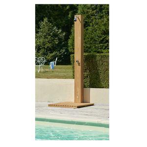ducha par jardín solar