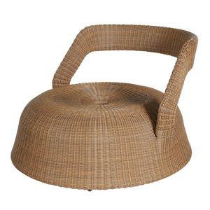sillón contemporáneo / de resina trenzada / de Ronan & Erwan Bouroullec / de jardín