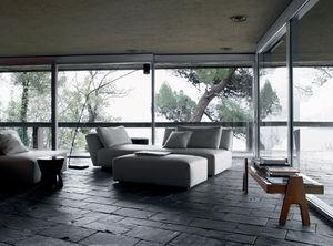 otomana contemporánea / de tejido / de interior / de Studio Lievore Altherr Molina