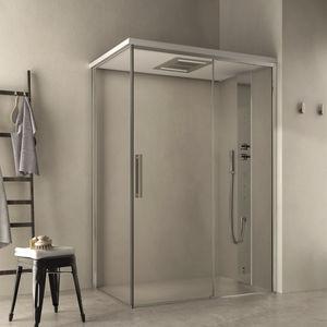 ducha de vapor