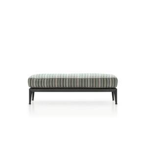 banqueta contemporánea / de tejido / de aluminio / de Antonio Citterio