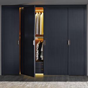 armario contemporáneo / de madera / con puertas batientes / de Antonio Citterio