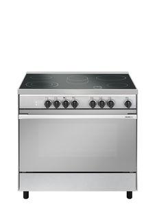 cocina con horno eléctrica / de vitrocerámica