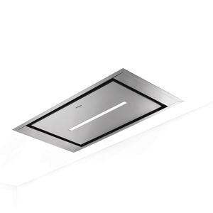 campana extractora de techo / con iluminación integrada
