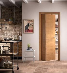 puerta de interior / plegable / de madera
