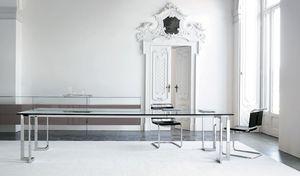 mesa de reuniones contemporánea