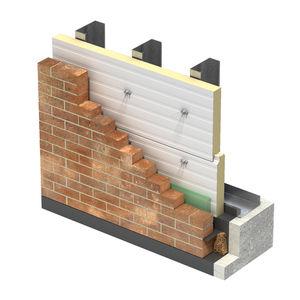 panel sándwich para muro