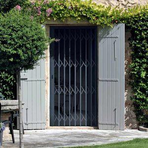 reja de seguridad amovible / para puerta / para ventana