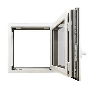ventana abatible / oscilobatiente / fija / de aluminio