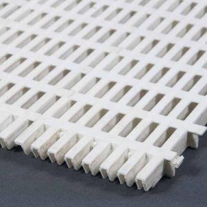tarima de copolímero / de polipropileno / para rejilla de canalización / para piscina