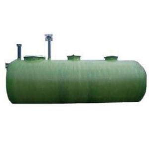 tanque enterrado / de almacenamiento de agua / para filtración / de plástico