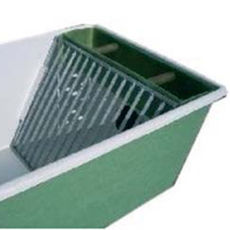 filtro de recuperación de agua / de arena / manual