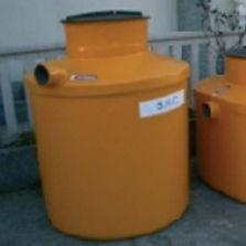 separador de hidrocarburos GRP