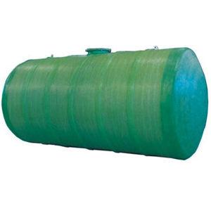 tanque enterrado / de almacenamiento de agua / para tratamiento de aguas residuales / de PP