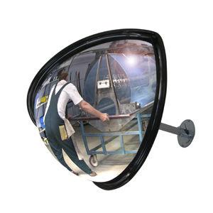 espejo industrial / de pared / de observación / contemporáneo