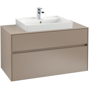 mueble de lavabo simple