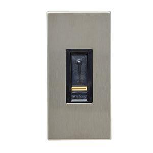 lector de huella digital para control de acceso / Bluetooth / para uso exterior / autónomo