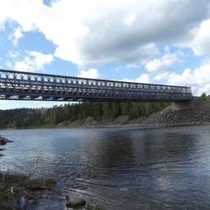 puente con estructura