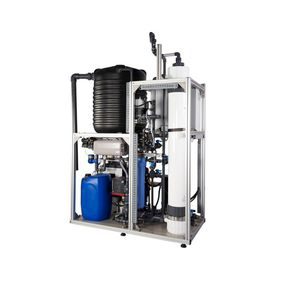 estación depuradora de agua
