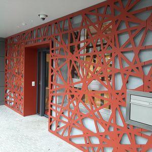fachada ventilada de HPL