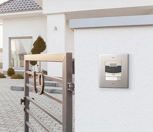 placa interfono accionable con Smartphone