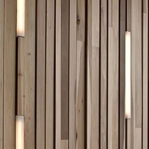 fachaleta de madera