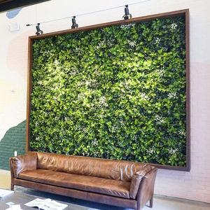 muro vegetal sintético