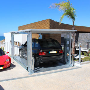 plataforma para coches eléctrica
