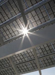 panel de construcción de acero