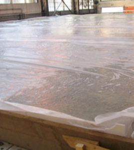 losa de pavimento de hormigón